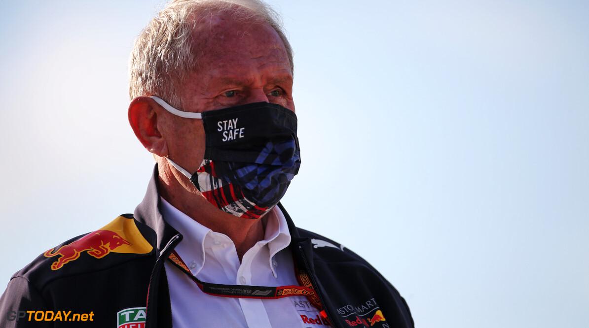 """Helmut Marko: """"Wij zullen het coureurspaar vergelijken met Hamilton en Bottas"""""""