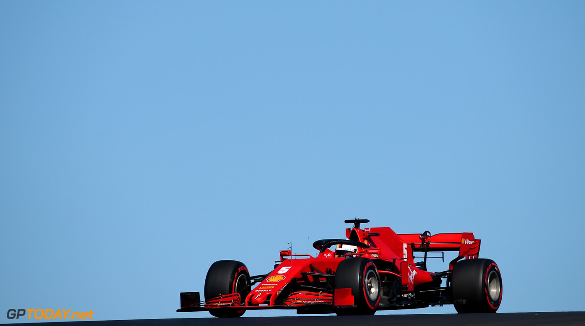 <b>Video: </b>Alle boordradio's van Sebastian Vettel's successen met Ferrari
