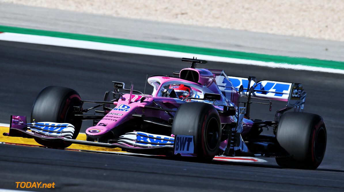 Waarom kreeg Sergio Perez een waarschuwing?