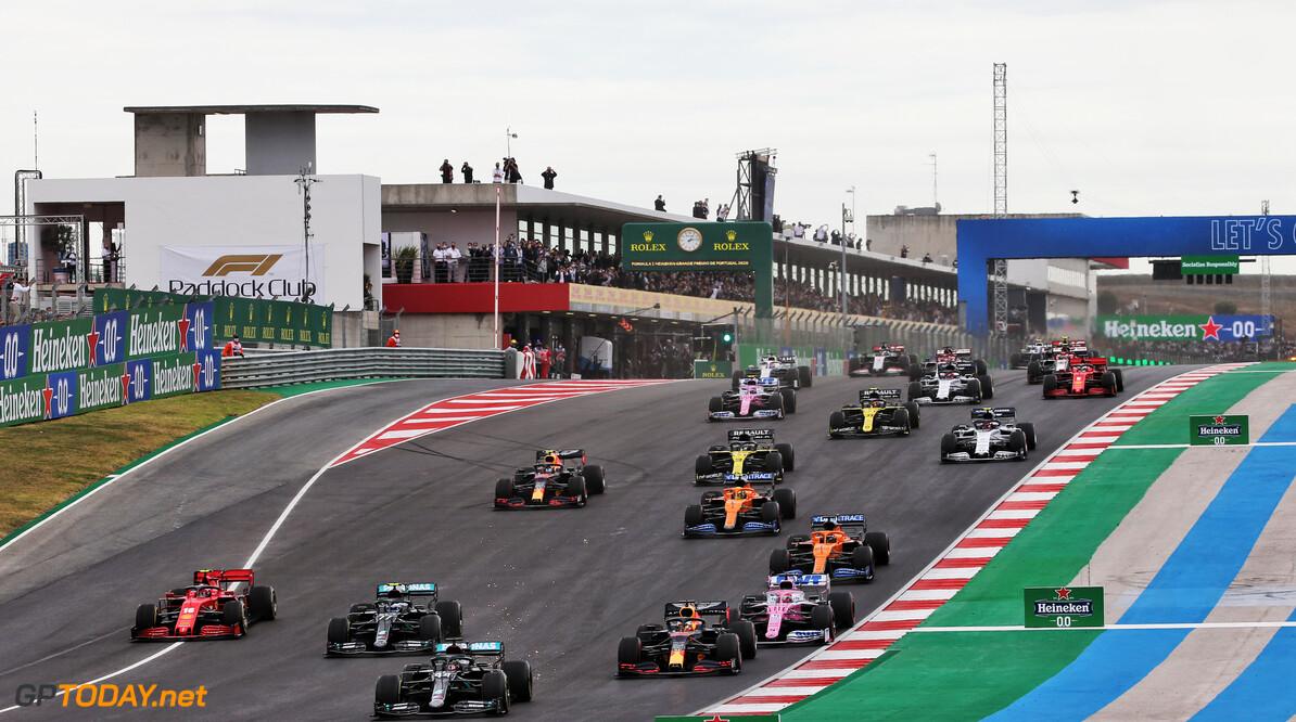 Twijfels over Chinese Grand Prix goed nieuws voor Portimao
