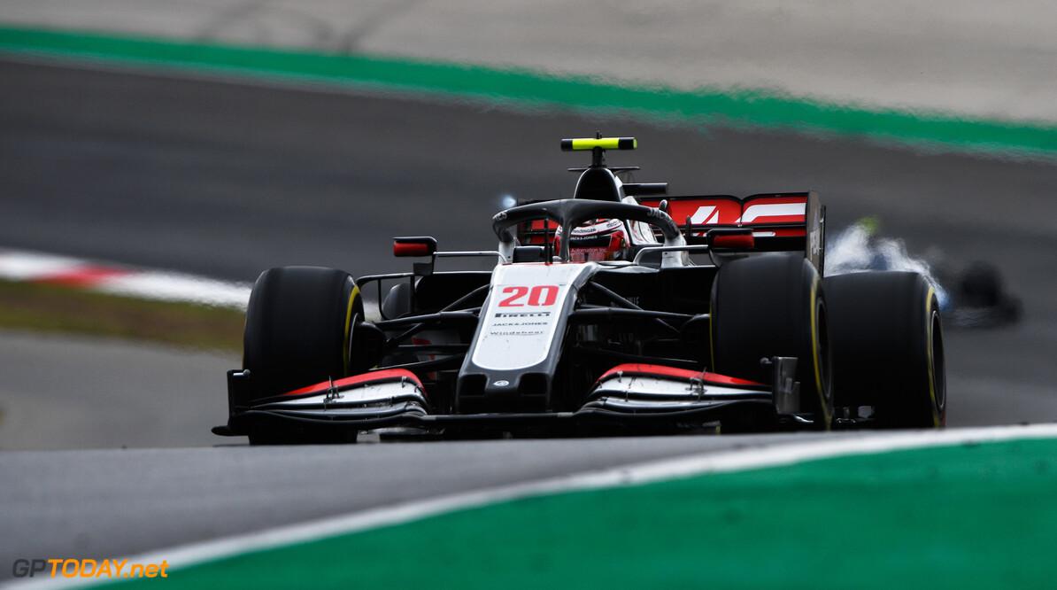 """Kevin Magnussen over GP Portugal: """"We gingen voor geluk"""""""