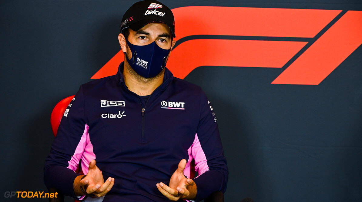 "Sergio Perez: ""Late Red Bull-beslissing kan sabbatical afdwingen"""