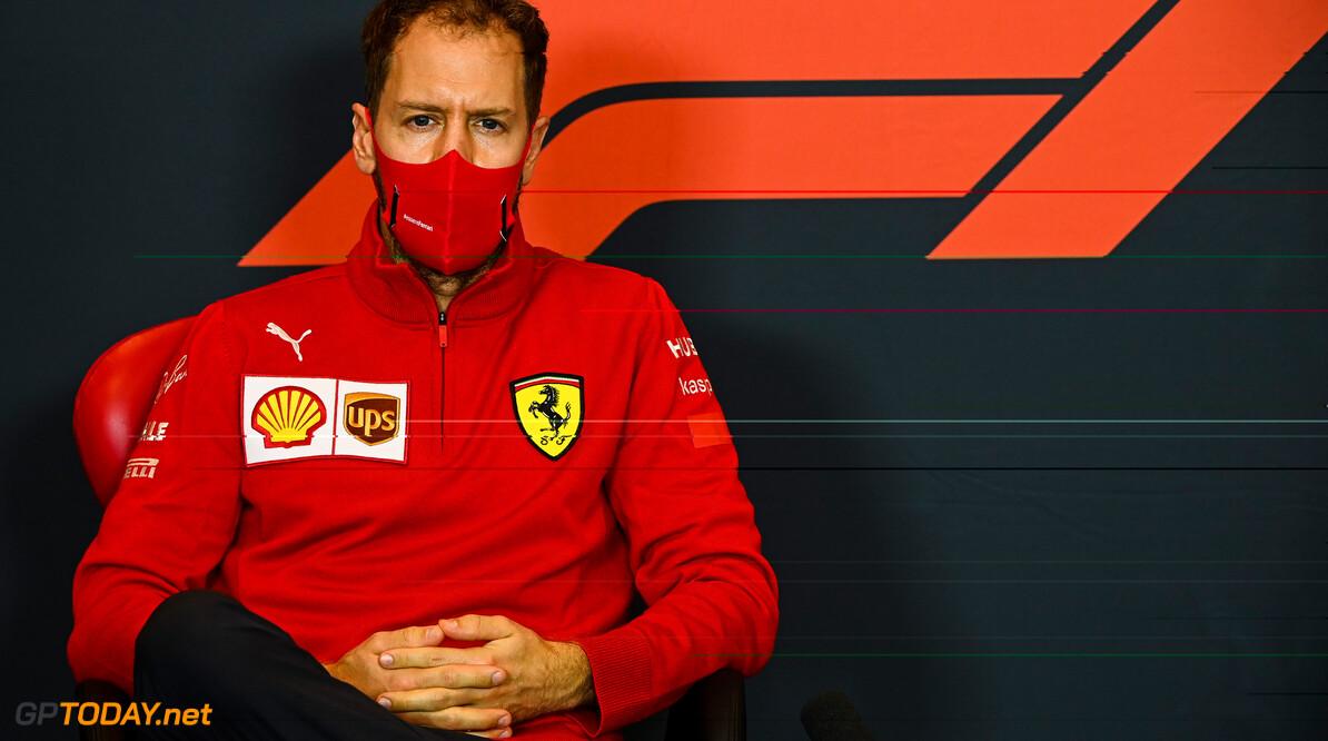 """Sebastian Vettel: """"Vanaf januari gooi ik alles in de strijd voor Aston Martin"""""""