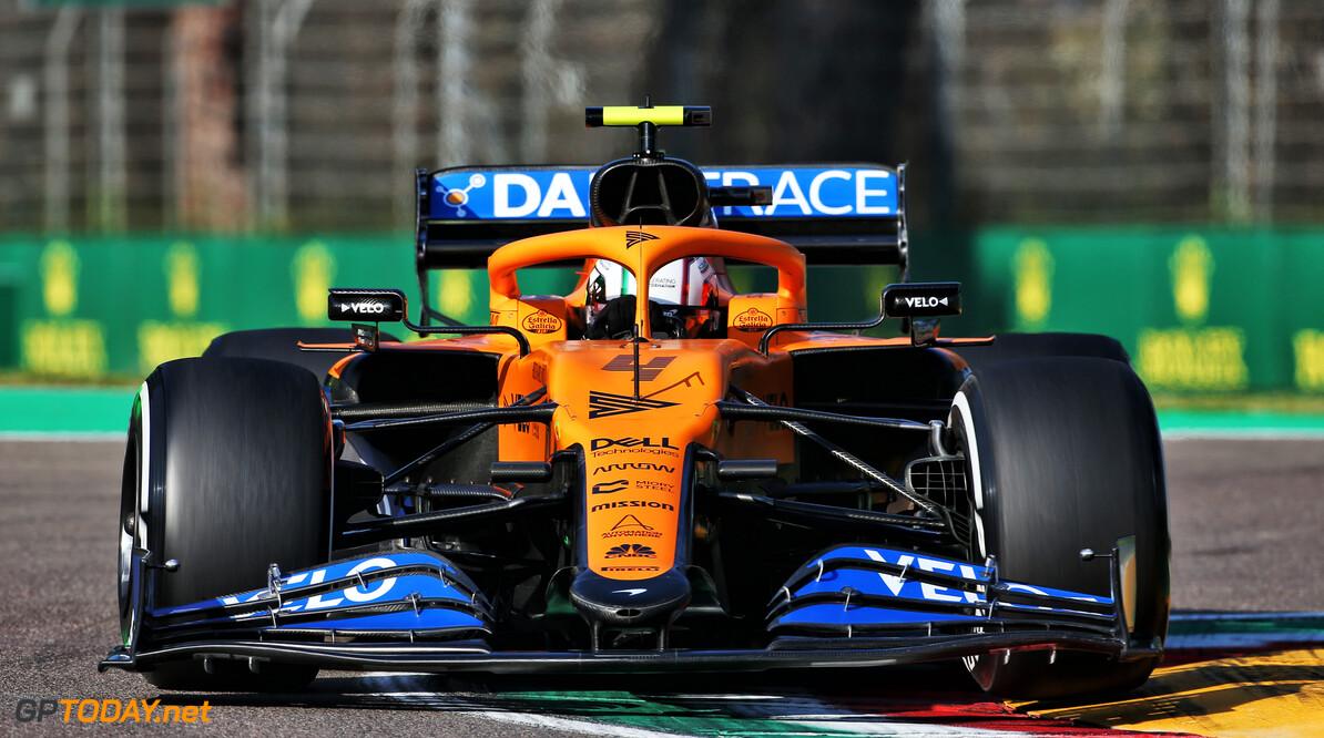 """Lando Norris: """"Mercedes zorgt ervoor dat F1 saai is om te kijken"""""""