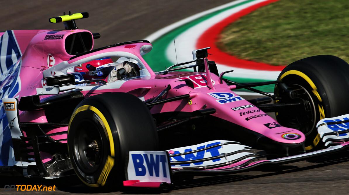 """Racing Point: """"Crash en corona zorgen voor gebrek aan zelfvertrouwen Stroll"""""""