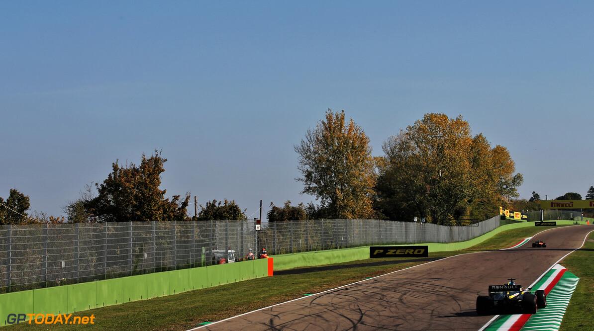 LIVE: Formula Renault Eurocup Imola