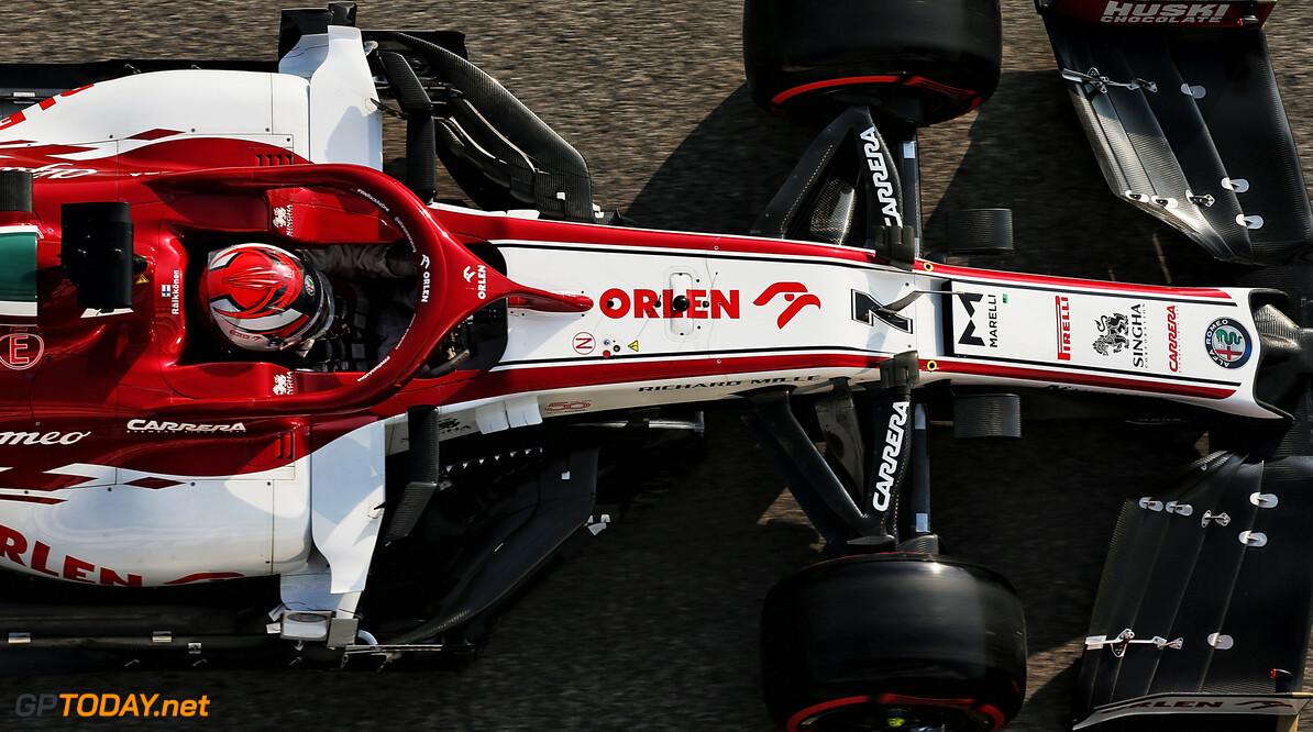Kimi Raikkonen is niet geïnteresseerd in 500e race van zijn team