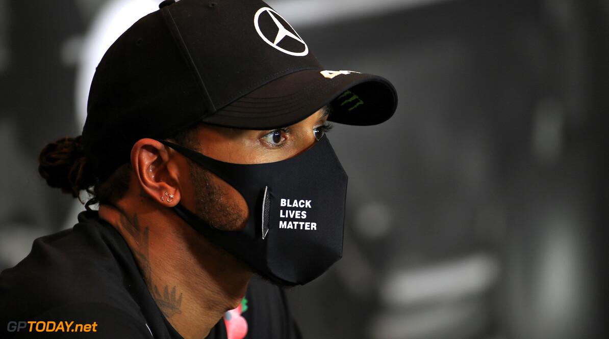 Amnesty International wil dat Hamilton zich uitspreekt tegen GP Saudi-Arabië