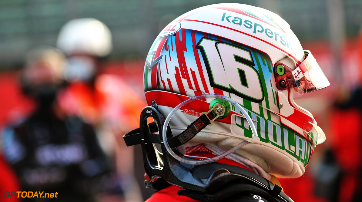 "Leclerc: ""Ik wens Vettel het beste, maar ik wil hem wel verslaan"""