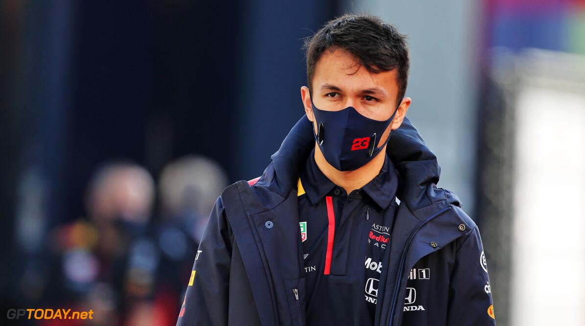 Alexander Albon staart naar onzekere toekomst na GP Imola