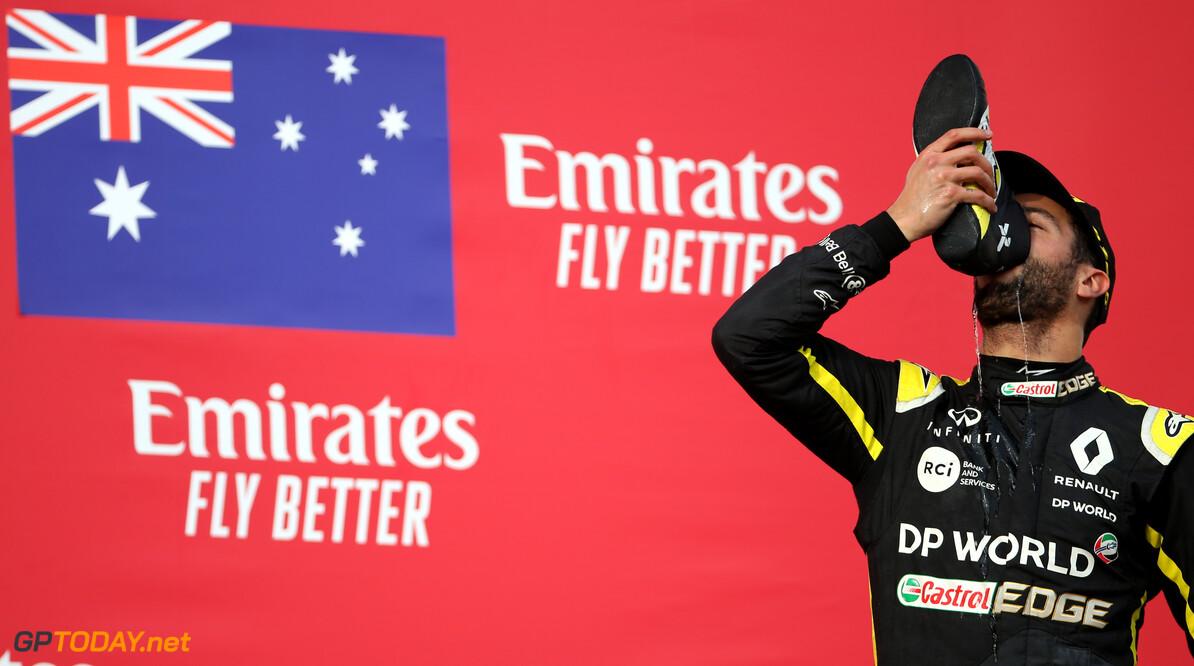 """Di Resta: """"Ricciardo begeeft zich in een vreemde positie"""""""