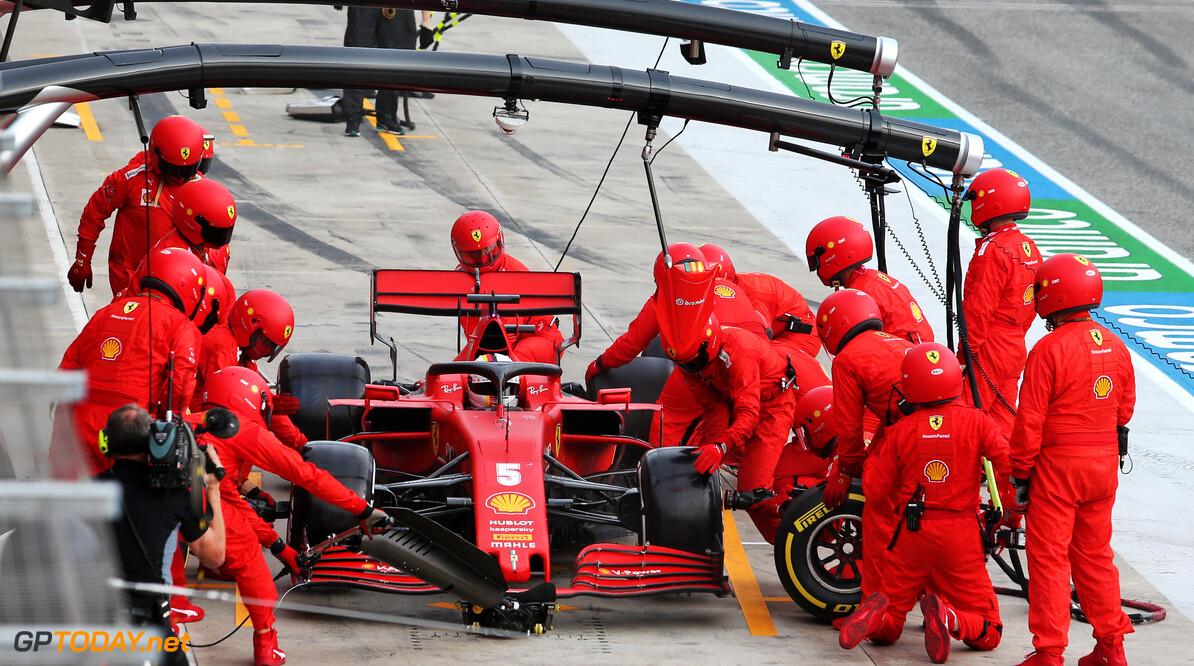 Sebastian Vettel zal Ferrari-teamleden gaan missen