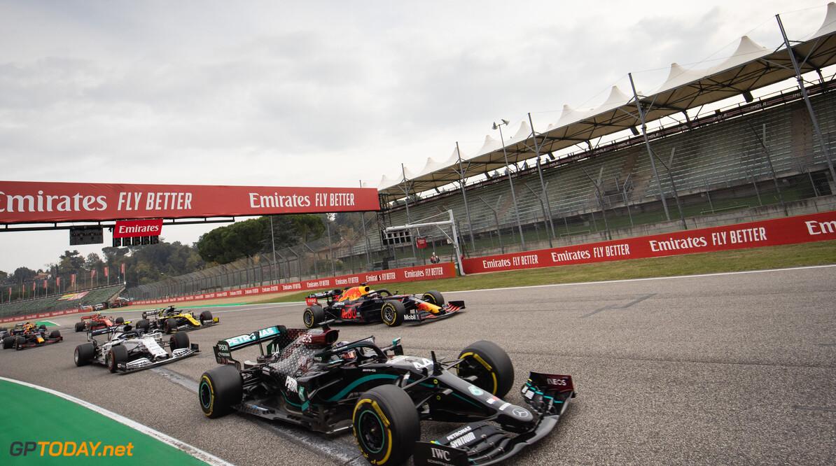 <b>Video:</b> Mercedes legt tactiek Grand Prix van Emilia Romagna