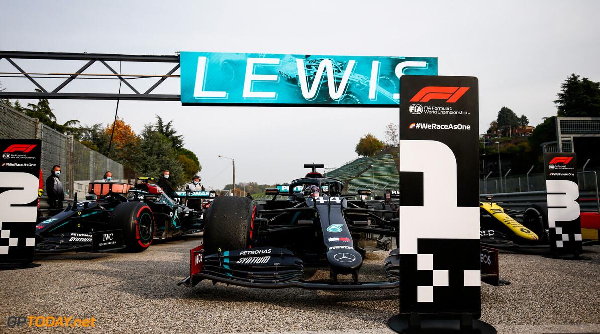 Lewis Hamilton op jacht naar zevende titel in Turkije, wat zijn de scenario's?