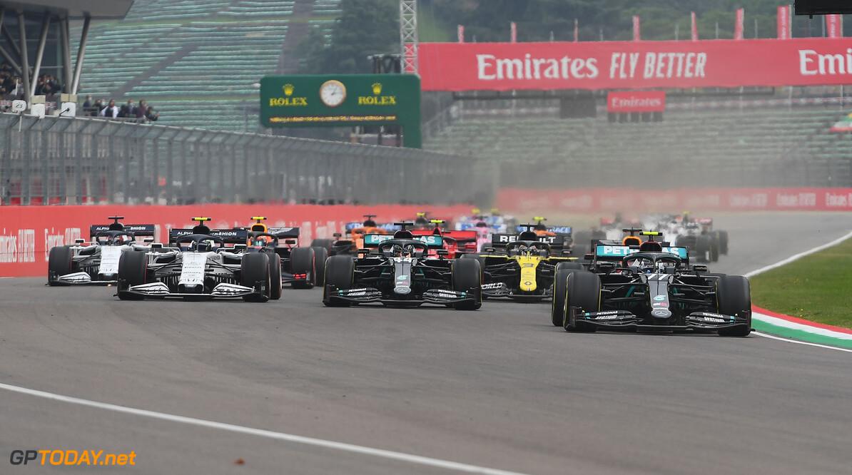 Imola wordt tweede race op F1-kalender van 2021
