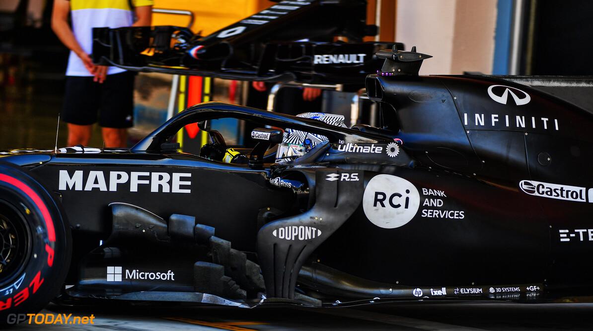 De beste foto's van de Renault F1-test van Fernando Alonso