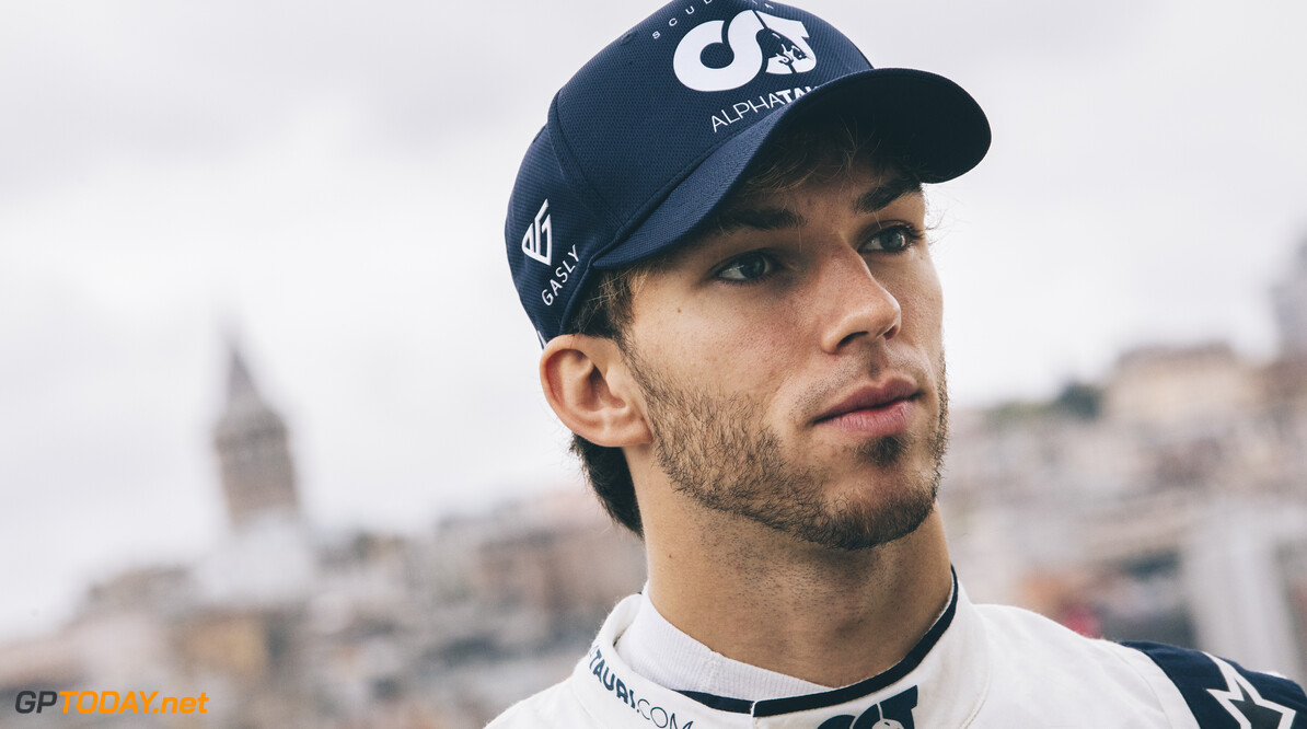 Pierre Gasly is seen during Project Istanbulls in Istanbul, Turkey on November 10, 2020 // Nuri Yilmazer/Red Bull Content Pool // SI202011110009 // Usage for editorial use only //  Pierre Gasly     SI202011110009