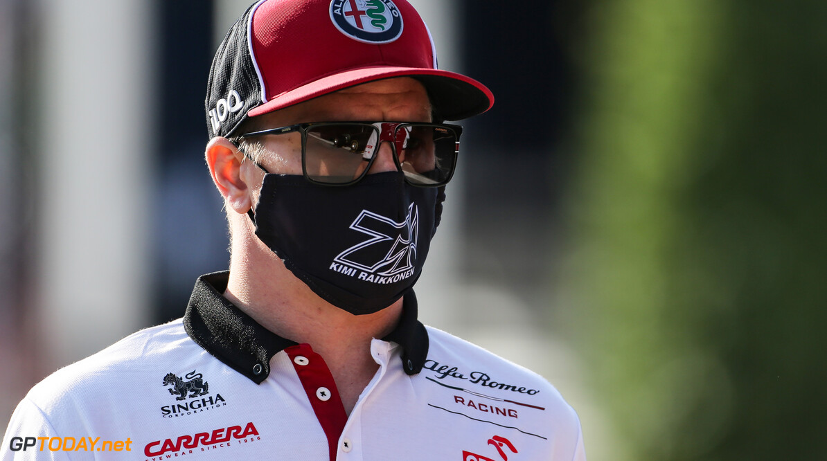 Kimi Raikkonen schrikt van hoge bedragen in kartwereld