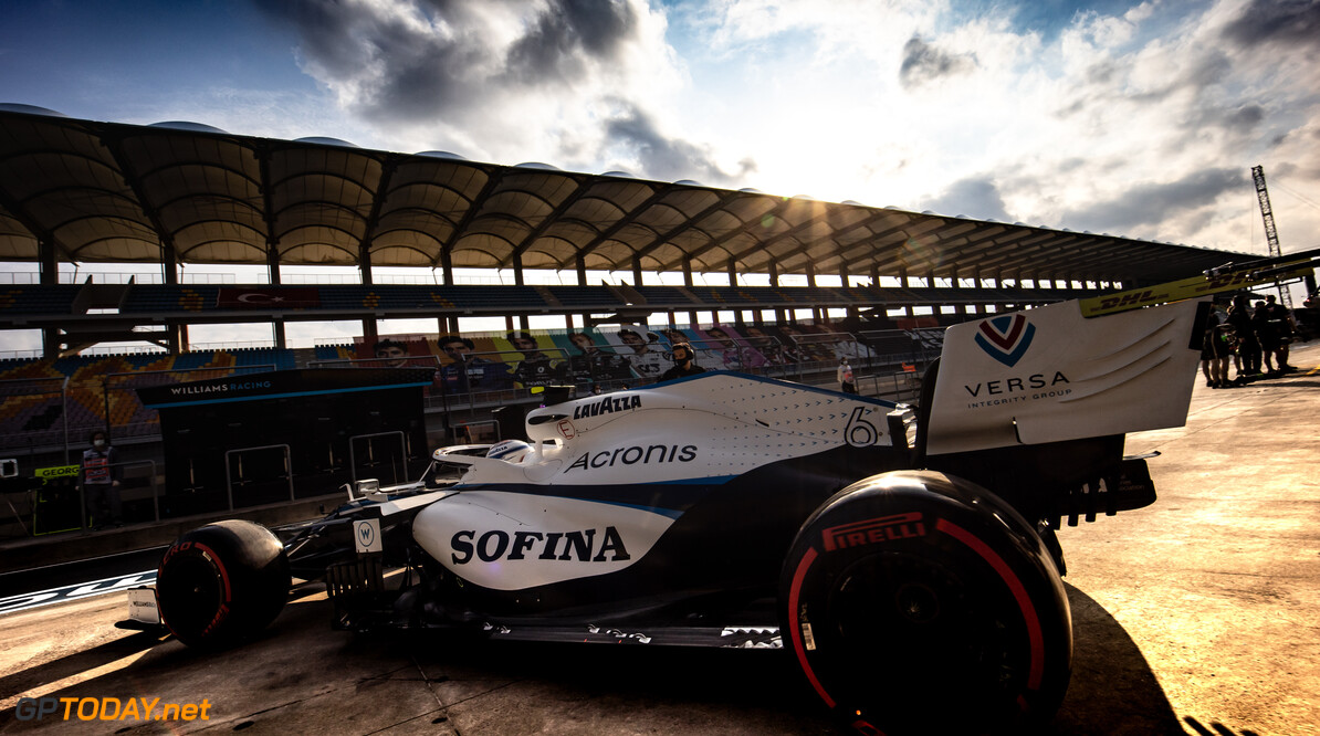 Williams start FW43B voor het eerst op en onthult auto op 5 maart