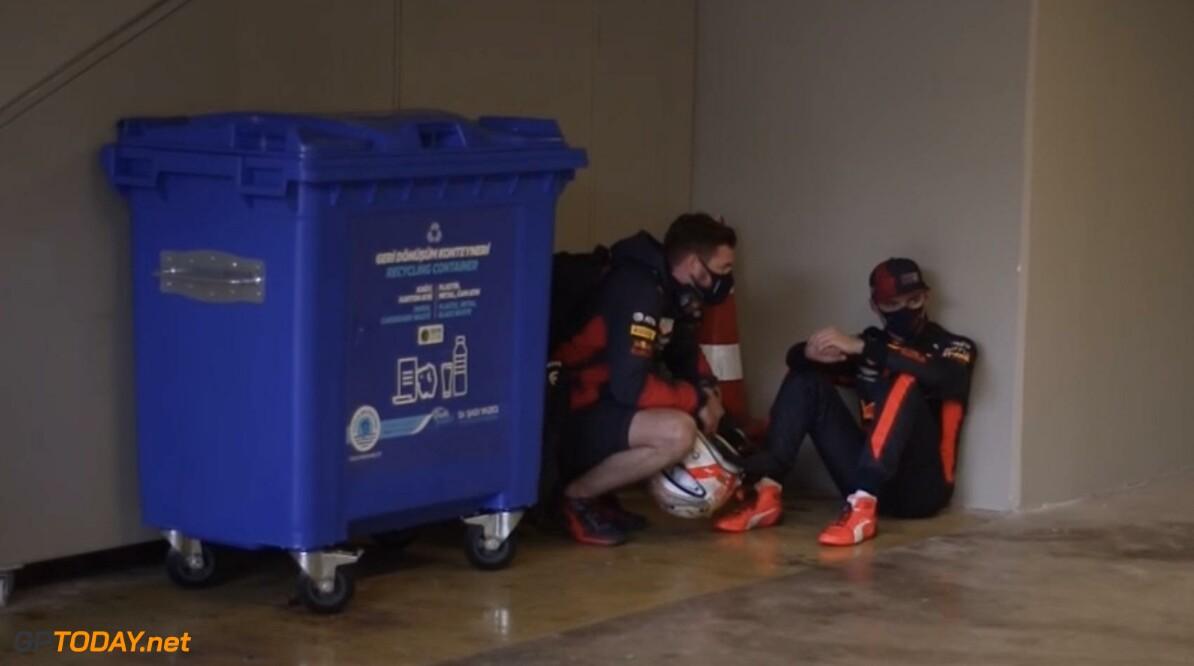 """Max Verstappen baalt verschrikkelijk: """"Het was gewoon niet goed"""""""