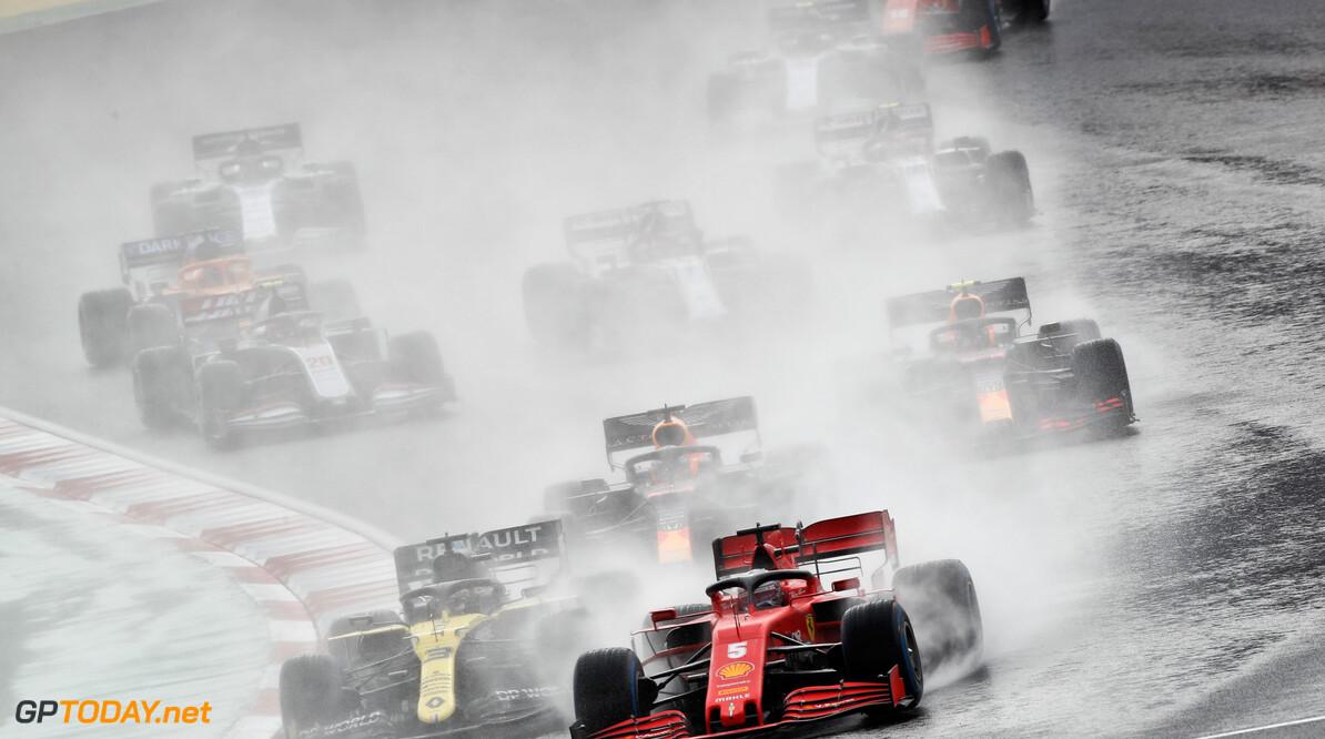 "Vettel na onverwachte P3: ""Daar lag mijn kans"""