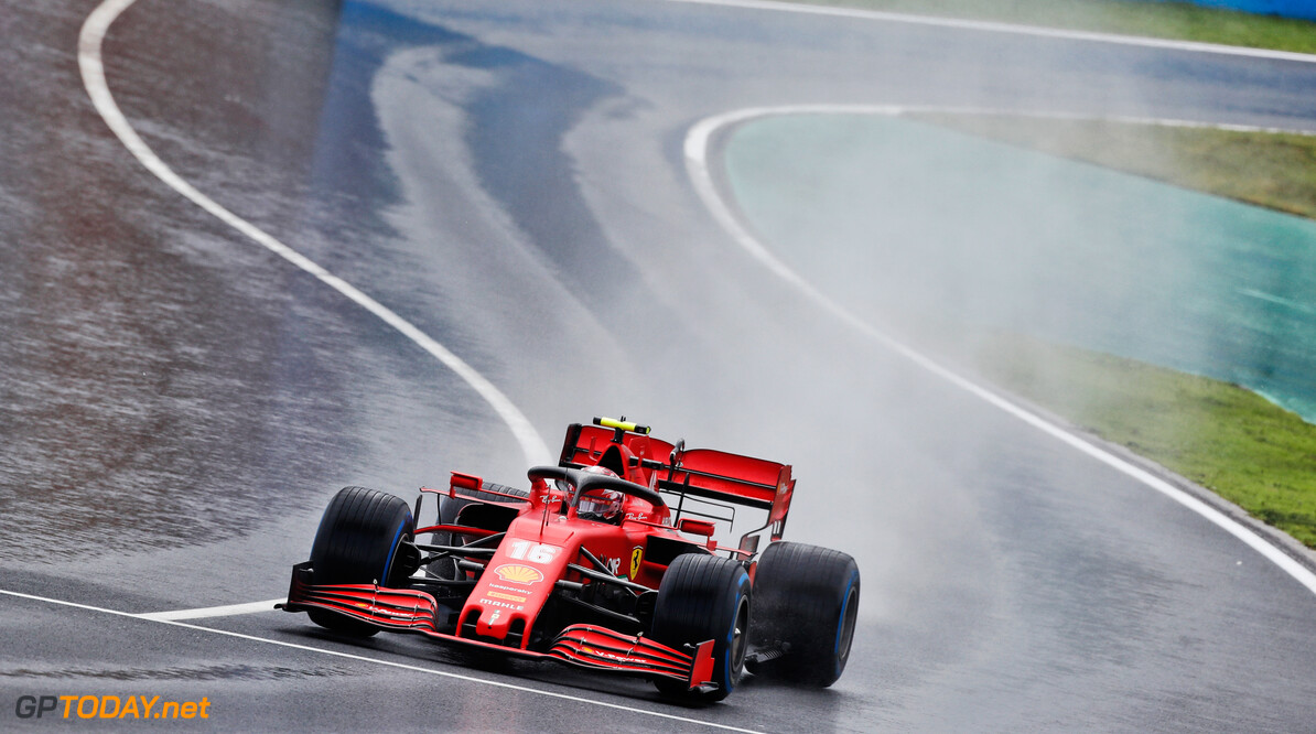 """Leclerc kijkt vooruit naar Bahrein: """"Erg zwaar voor de banden"""""""