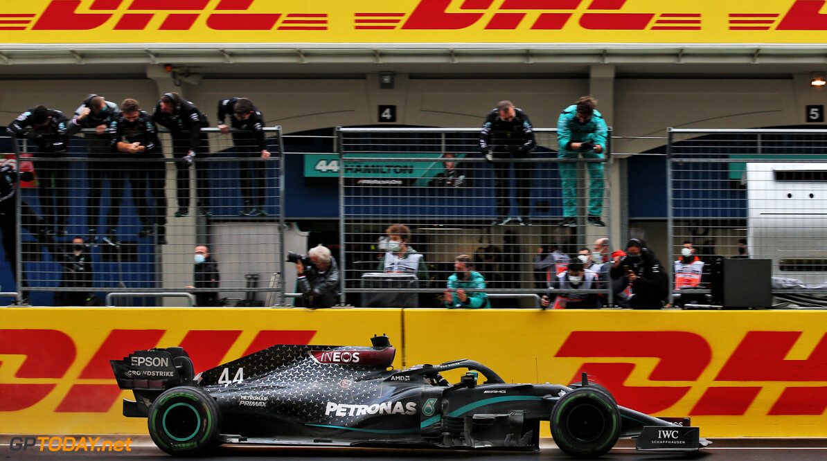 Formule 1 verlengt samenwerking met logistiekpartner DHL