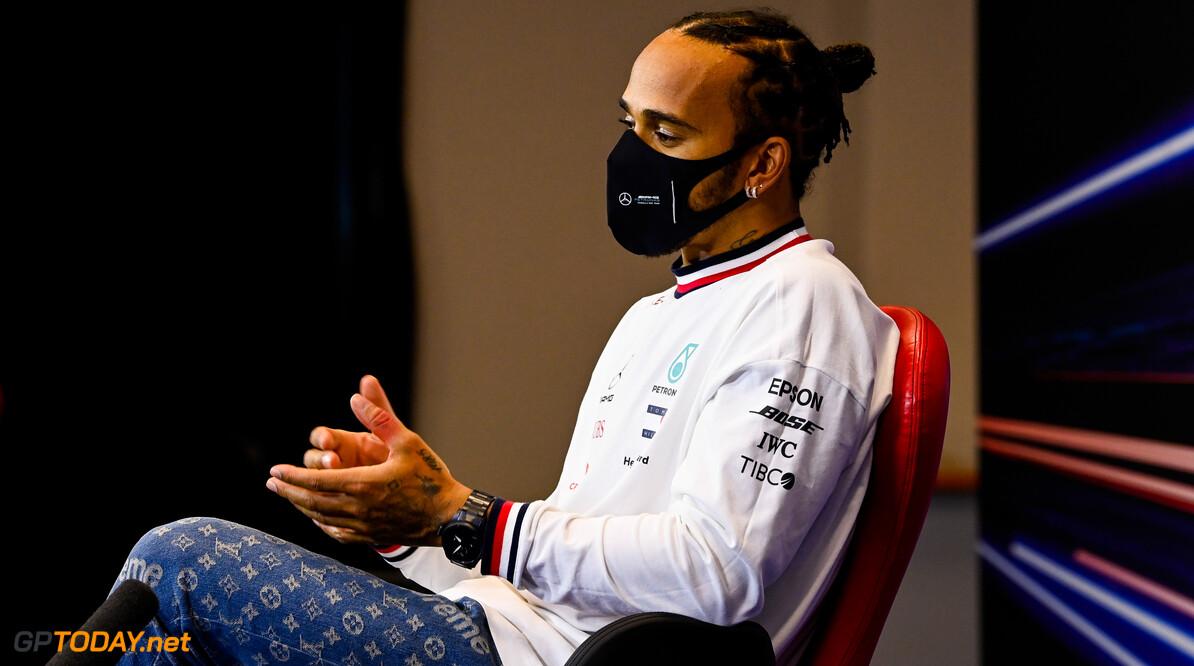 'Hamilton heeft niet alles gekregen met nieuwe Mercedes-contract'