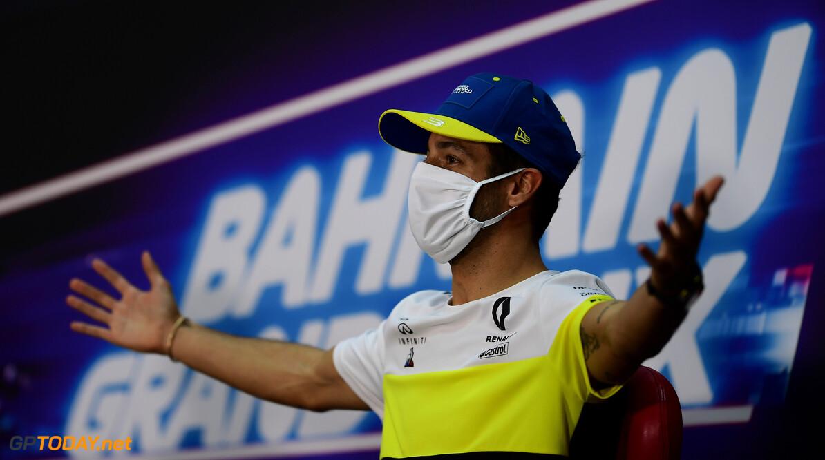 """Daniel Ricciardo: """"Ik blijf bij mijn standpunt"""""""