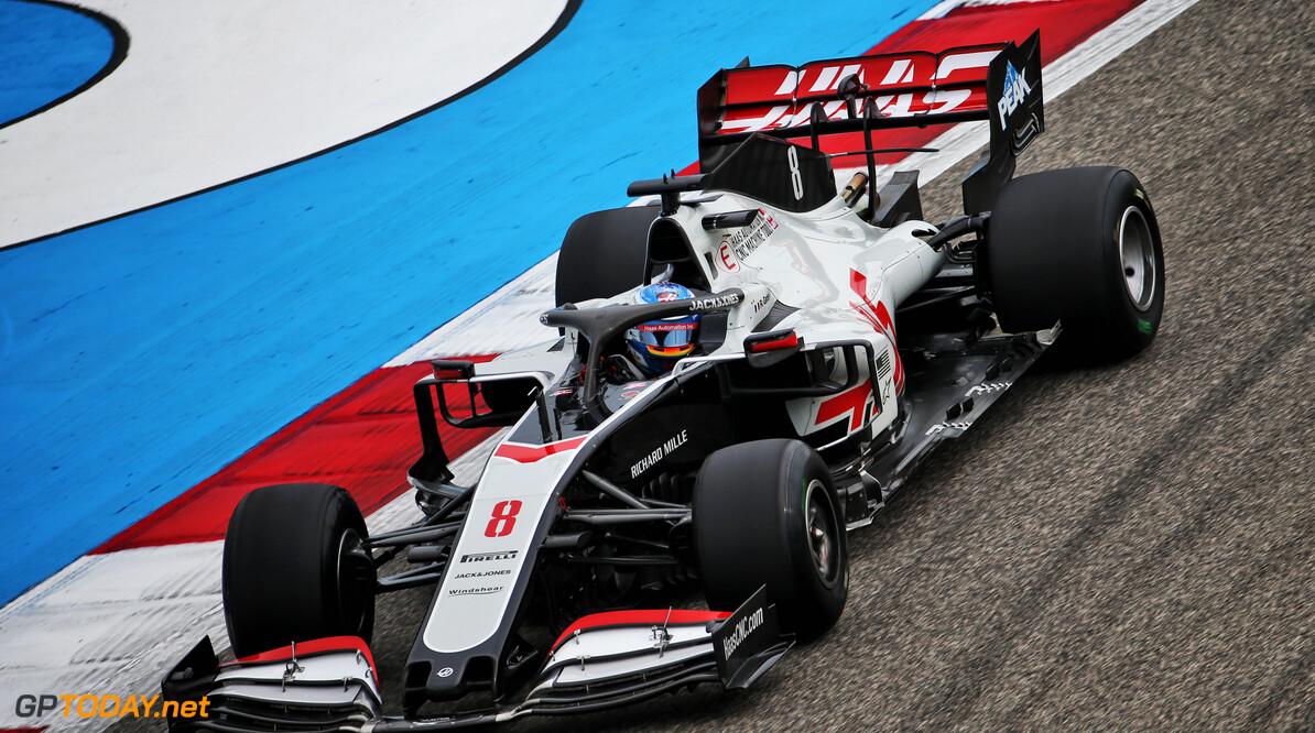 """Grosjean vindt zichzelf egoïst: """"Ik moet de laatste race in Abu Dhabi racen"""""""