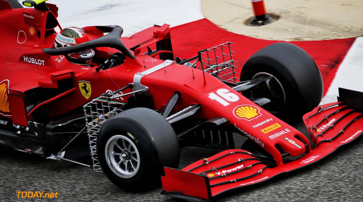 """Leclerc na kwalificeren P12: """"Ik kan mijn teleurstelling niet verbergen"""""""