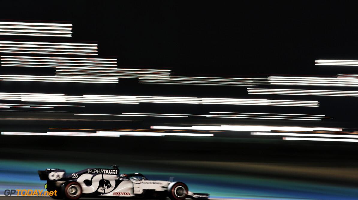 """Daniil Kvyat: """"Het tempo voelt goed aan"""""""