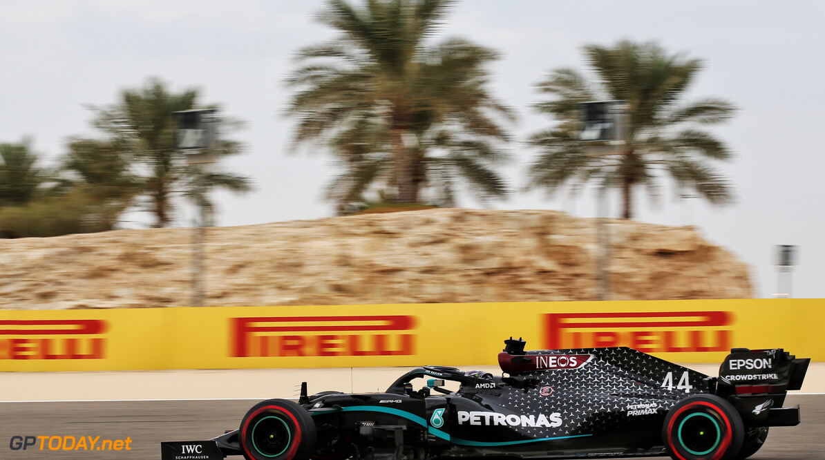 <b>Video:</b> Wat deed Lewis Hamilton om zijn pole position binnen te slepen?