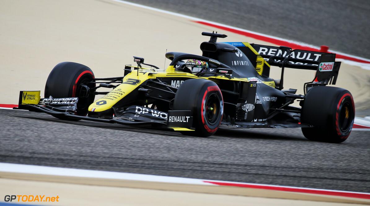 Daniel Ricciardo aast op revanche: ''We presteerden onder ons niveau''