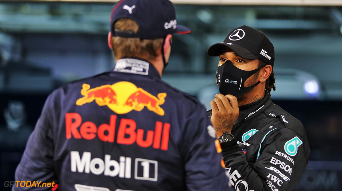 Max Verstappen test negatief op corona na contact met Hamilton