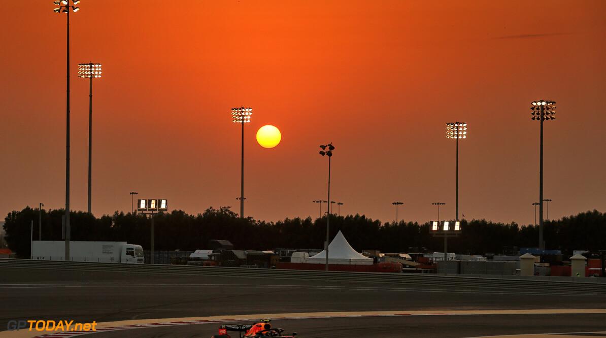 Red Bull laat Juri Vips testen in Abu Dhabi