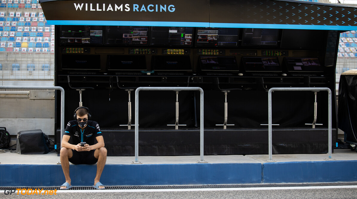 'Red Bull wil George Russell contracteren als teamgenoot Verstappen'