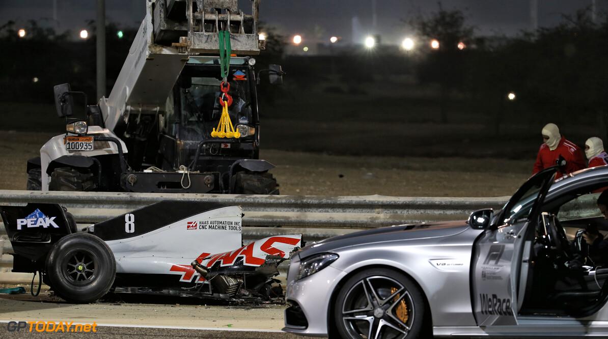 De beste foto's van de Grand Prix van Bahrein