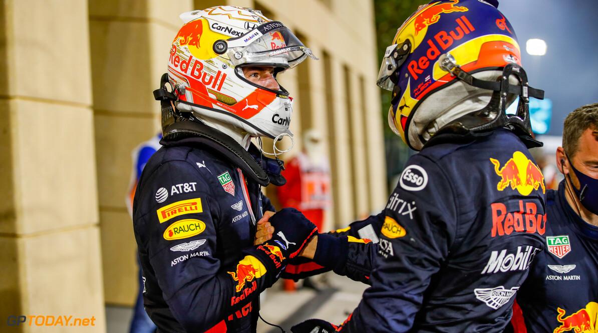 Verstappen heeft teamgenoot Albon dit jaar 17 keer verslagen in kwalificaties