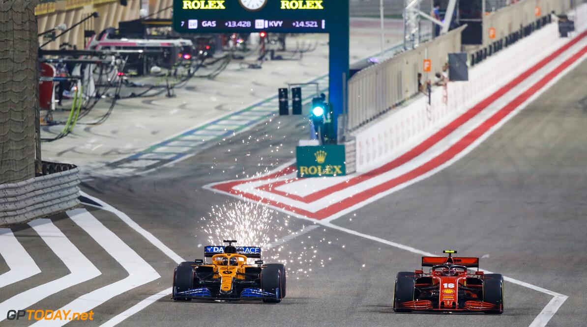McLaren wil niet meewerken aan Young Driver Test van Sainz met Ferrari
