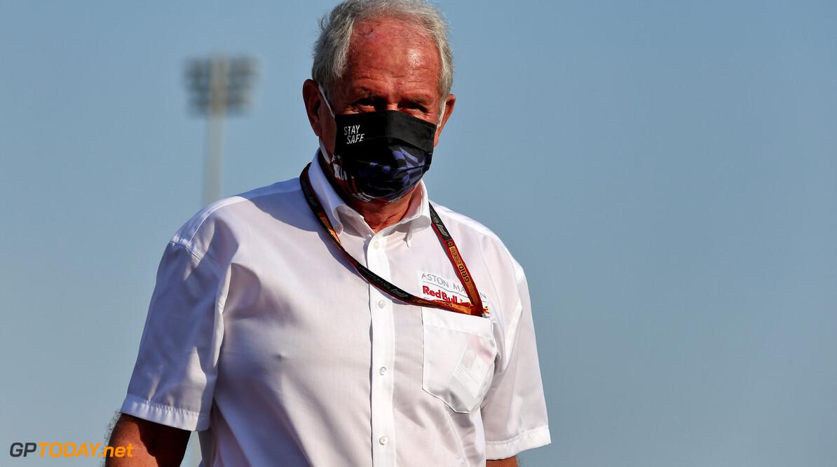 """Helmut Marko: """"Sergio Perez staat al het hele jaar op onze radar"""""""
