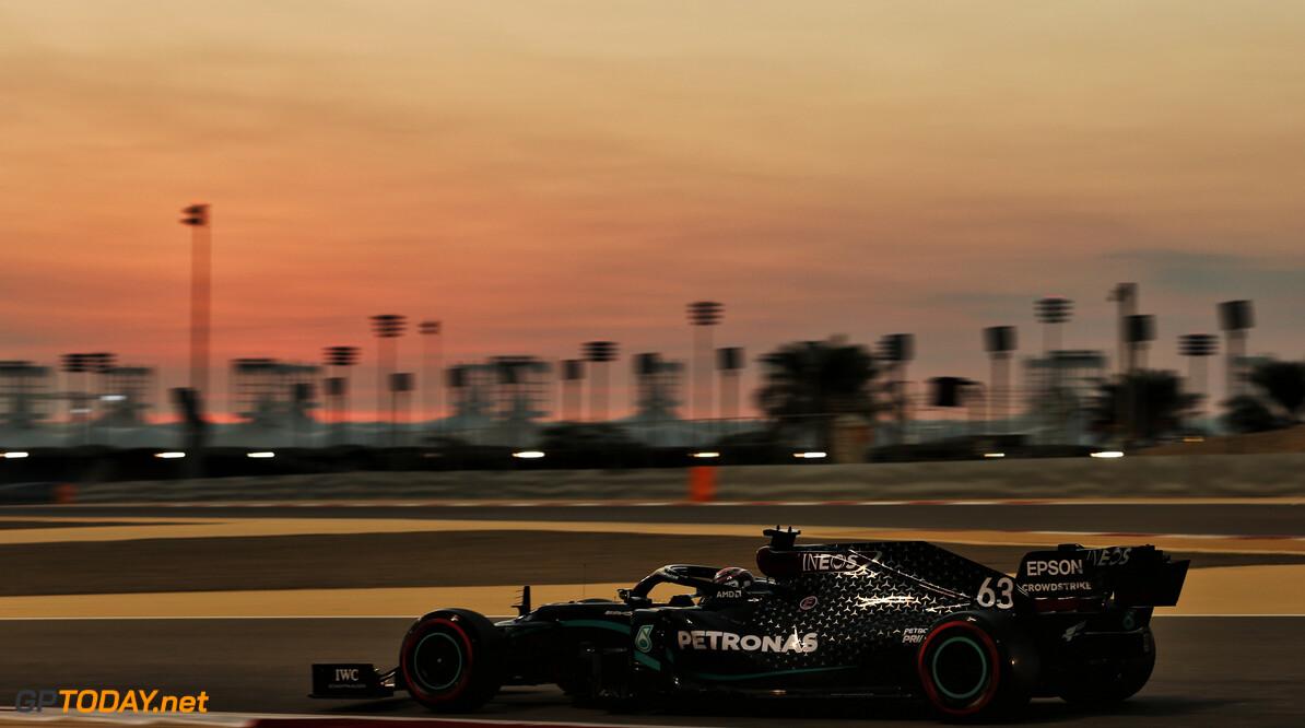 Mercedes was tevreden met top 6 resultaat voor Russell