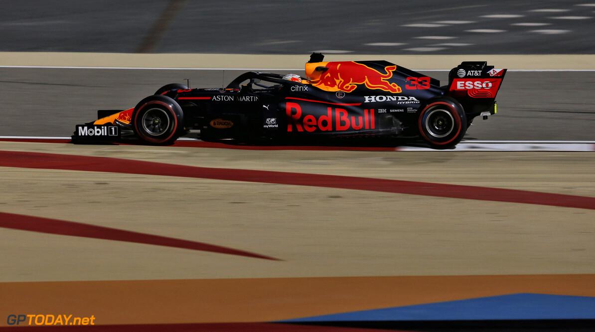 """Max Verstappen: """"De afstelling is nog niet optimaal"""""""