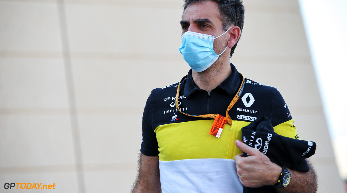 <b>Officieel:</b> Cyril Abiteboul vertrekt bij Renault
