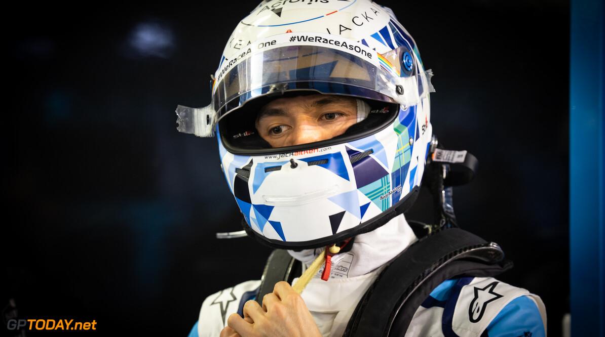 Williams bevestigt Jack Aitken als reservecoureur voor 2021