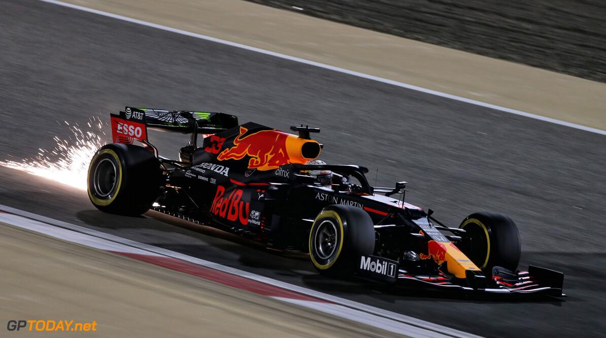 VT1 Abu Dhabi: Max Verstappen rijdt snelste tijd voor Bottas en Ocon
