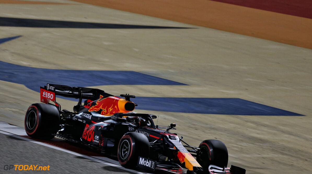 <b>Video:</b> De snelste ronde van Max Verstappen in FP3 met boordradio