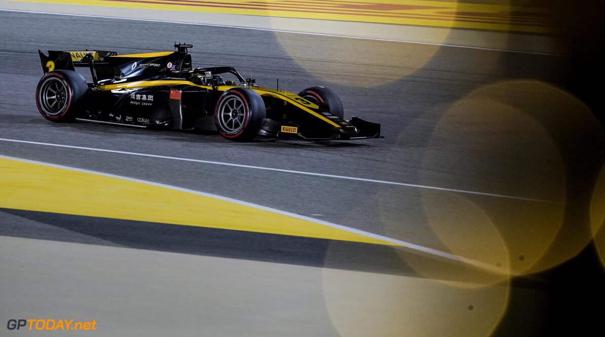 De beste foto's van de Formule 2-race