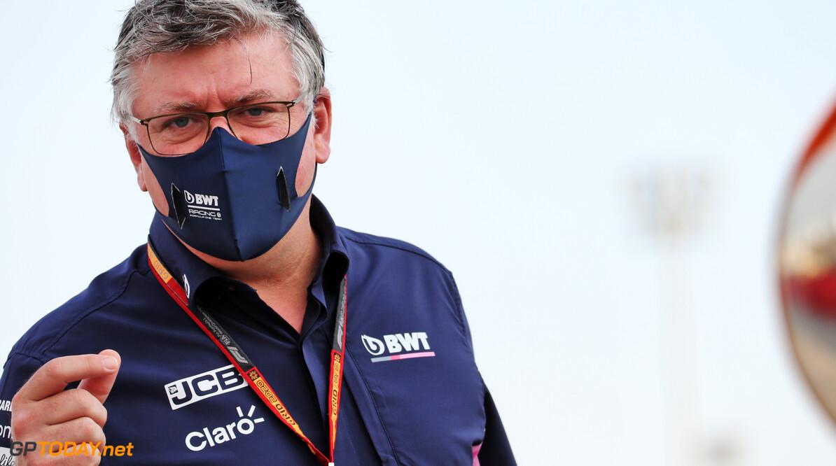 "Interview Otmar Szafnauer: ""Naam Aston Martin eer aandoen"""