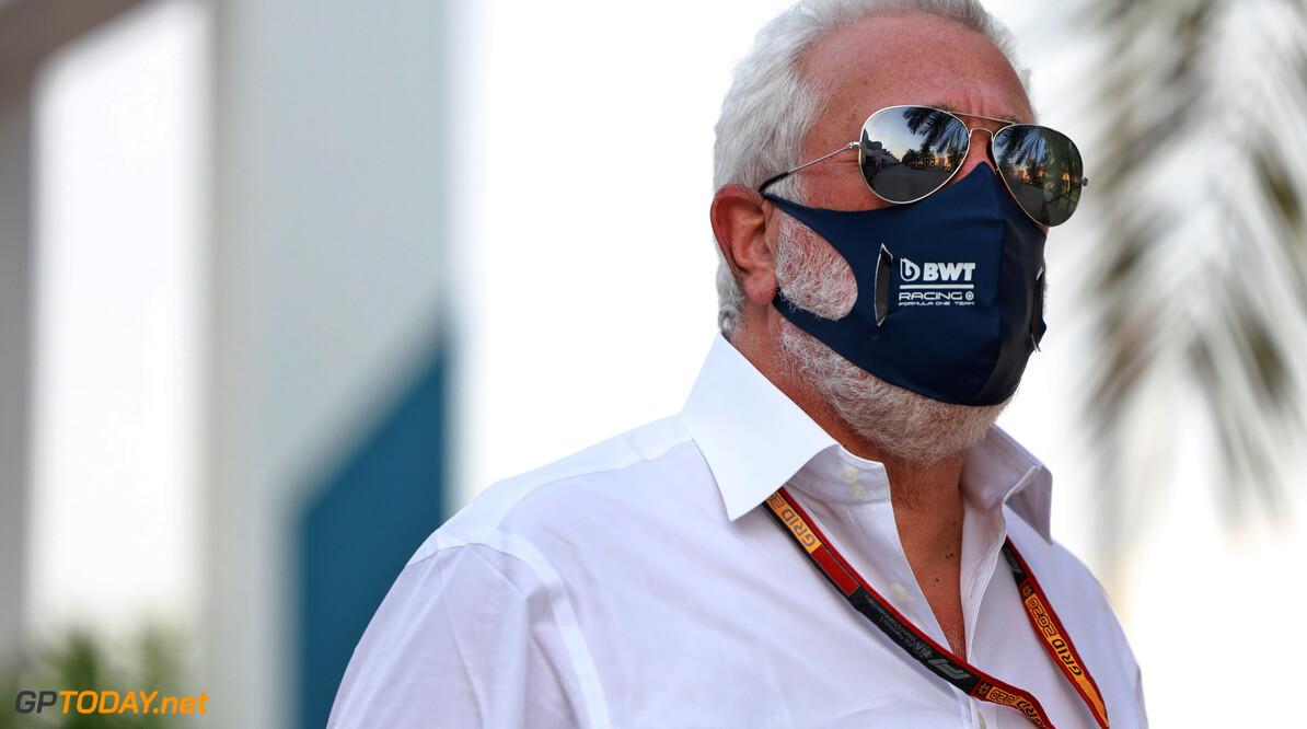 Zonder privé-jet van Lawrence Stroll had Racing Point geen dubbel podium kunnen scoren